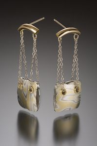 Cusco Earrings by Lisa Jane Grant