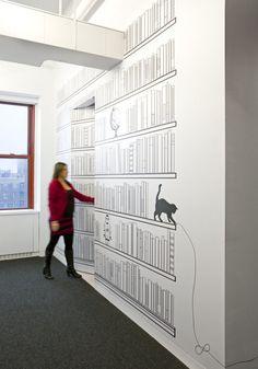 SECRET LIBRARY 2 Photo Credit Bilyana Dimitrova  Shutterstocks New Empire State Building Offices