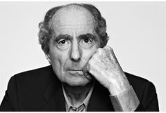 Philip Roth (photo by Brigitte Lacombe). Brigitte Lacombe, Philip Roth, Grumpy Quotes, Claudia Roth, Famous Philosophers, Writers And Poets, Glamour Shots, Charles Darwin, Portraits