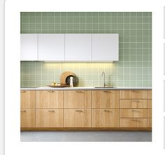 IKEA - hyttan kitchen - wood