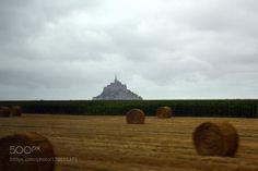 Mont Saint-Michel by ortisfarre