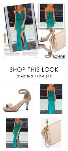 """""""Romwe 16/6"""" by melissa995 ❤ liked on Polyvore"""