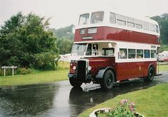 1949 Edinburgh Corporation bus