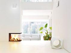 Fireplace Mantel PASSE PARTOUT - MCZ GROUP