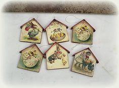 agir / Veľkonočné ozdoby Coasters, Coaster