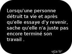 C'est plus vrai que vous ne pouvez imaginez The Words, Cool Words, French Words, French Quotes, Words Quotes, Me Quotes, Sayings, Burn Out, Proverbs Quotes
