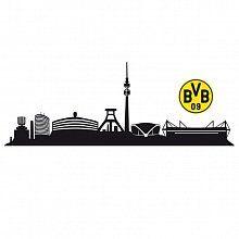 Borussia Dortmund-Wandtattoo (groß)   Offizieller Borussia Dortmund Online Fanshop