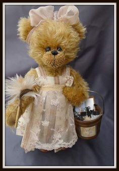 Washer woman by Shaz Bears