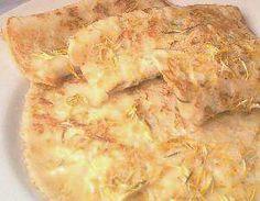 Native American Recipes: Cheesy Fry Bread