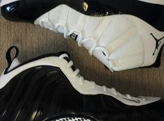 """Nike Air Foamposite """"Concord"""" in the Works? - SneakerNews.com"""