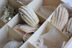 Fotorecept: Mandľovo-čerešňové madlenky