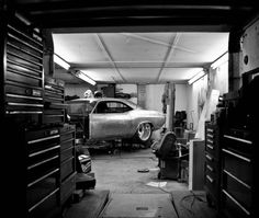 garage - #cool #badass #cars