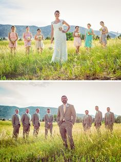Denver Botanic Gardens Wedding by From the Hip Photo