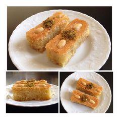 En güzel mutfak paylaşımları için kanalımıza abone olunuz. http://www.kadinika.com Bu tatlıyı yapabilmek için çok tarif denedim . Kimi çok tatlı oldu kimi kesilirken dağıldı  kiminin kıvamı tutmadı. fakat şimdi vereceğim bu tarif tam istediğim lezzetteydi ve şeklide harika oldu  eğer sizde bu tatlıyı seviyorsanız bir de bu tarifle deneyin derim  hem az malzemeli ve pratik hem de çok lezzetli . Şambali ( şamtatlısı) Malzemeler: 2 su bardağı irmik 1 su bardagı yoğurt 1 su bardağı toz şeker 1…