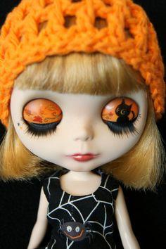 RESERVED OOAK Custom Pickle Winkle Blythe Doll by Kaleidoscope Kustoms FINAL Layaway Payment