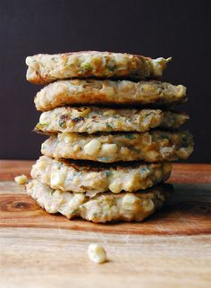 palate/palette/plate: Summer Fritters
