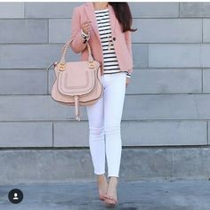 Pink and white are my winter favorites!!!