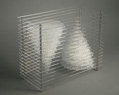 Morel #2 3D Monoprint Sculpture
