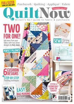 Quilt Now Issue 16