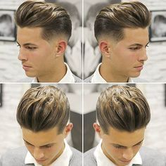 Men's Hairstyle Trends for 2017 - Hairstyles & Haircuts for Men haircuts styles 2016 - Haircut Style Trending Mens Haircuts, Popular Mens Haircuts, Haircuts For Men, Mens Toupee, Hair Toupee, Hair And Beard Styles, Curly Hair Styles, Hair Images, Hairstyles Haircuts