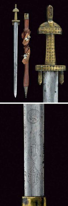 Espada persa.