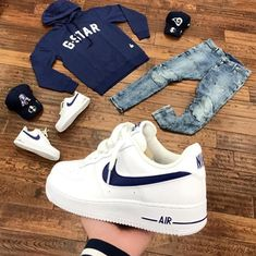 Dope Outfits For Guys, Swag Outfits Men, Stylish Mens Outfits, Nike Outfits, Casual Outfits, Hype Clothing, Mens Clothing Styles, Kenza Farah, Jordan Outfits