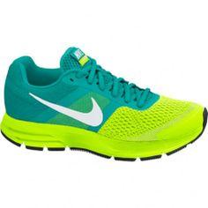Women's Nike Pegasus+30 Running Shoes Green Volt | Sweatshop UK