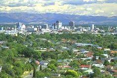 Christchurch New Zealand - stunning
