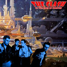 The Clash At The Edge Of Forever