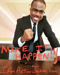 No matter how much you pray, read, studyand  plan, nothing happens until you Take Action and Make it HAPPEN!!!