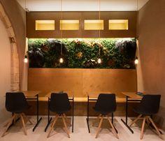 Al Sud restaurant by Sipala Tripi Architetti, Siracusa – Italy » Retail Design Blog