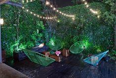 Guirlande lumineuse extérieur: 50 idées de déco à emprunter!