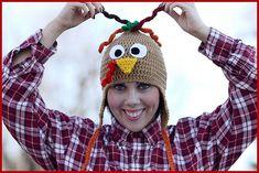 9 Free Crochet Beanie Hat Patterns: More Fabulous Crochet Hat Patterns
