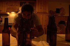 Preparing the bottles for bowling? #InstabeerOfficial #Instabeer. #Cerveza #craftbeer #cervezaartesana #Bier #Biere #Birra #Cerveja
