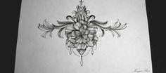 Underboob tattoo! Presso la @Mocri Skin Studio Art by Morgan Steve