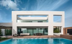 Residence in Glyfada, Athens