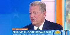 """Al Gore Delivers Most Damning Indictment Yet of Trump's Presidency. """"We've never had a president who's deliberately made decisions ... to tear down America's standing in the world,"""" Gore said in an interview with NBC's Willie Geist. """"The climate crisis is by far the most serious challenge we face. But he's also undermined our alliances, such as NATO, and hurt our standing in the world in many ways.""""    """"I hoped that he'd come to his senses on the Paris agreement,"""" Gore added. """"I was wrong."""""""