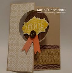 Karina's Kreations: Simply Created Thankful Tablescape Card!