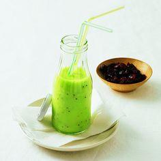 Kiwi-Avocado-Shake