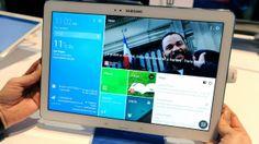 Galaxy Note Pro vanaf februari en Galaxy Tab Pro-tablet vanaf maart verkrijgbaar