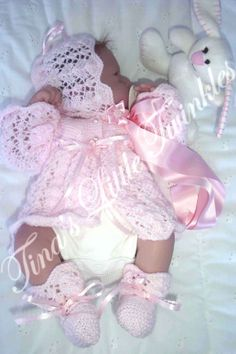 Baby Summer Dawn Knitting PatternPremature by TinasLittleTwinkles, £3.50