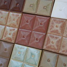 Local Dirt Tile. Company out of Tacoma that makes beautiful local tile.