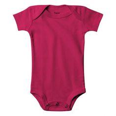 Body Bebê Pink