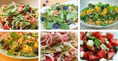 6 Simple Salad Recipes That Will Keep You Healthy And Hydrated (With Recipes!)