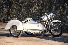 BMW r25/2 Steib 1951/1950