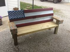 Chevy tailgate bench.