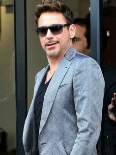 Robert Downey Jr. is always beautiful
