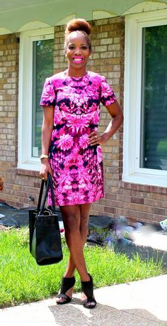 Outfit of the Day: Frolicking in Florals