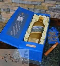 scotch shaped cake - Google Search