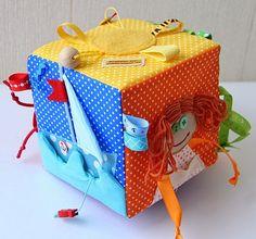 Матрёшкин блог: Радужные кубики